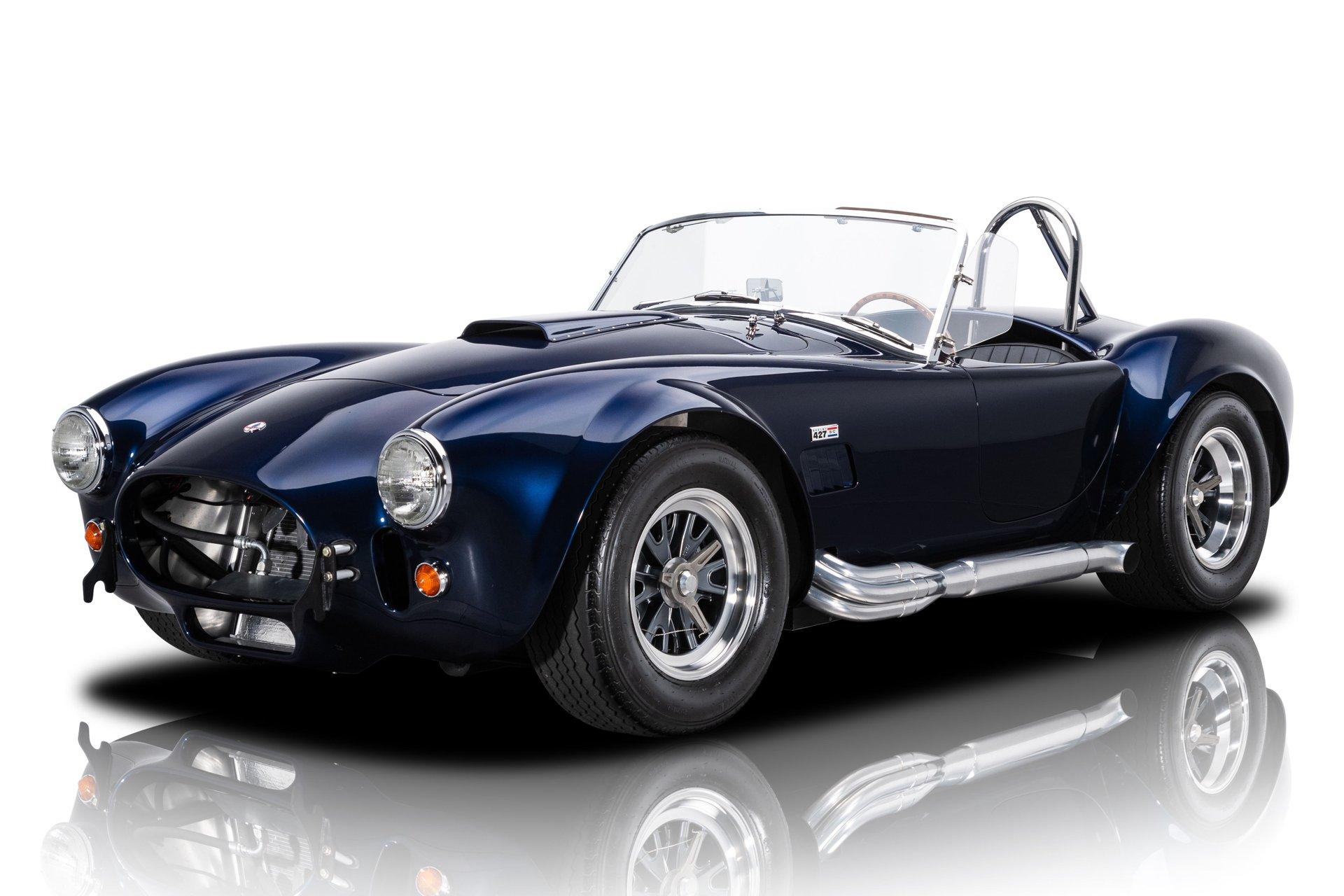 1965 shelby cobra 427 csx6000