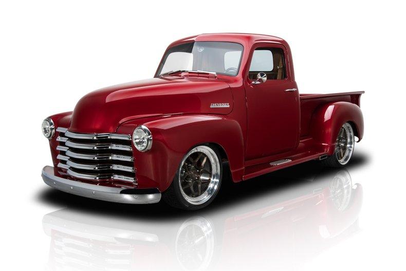 1952 Chevrolet 3100 Pickup Truck 1