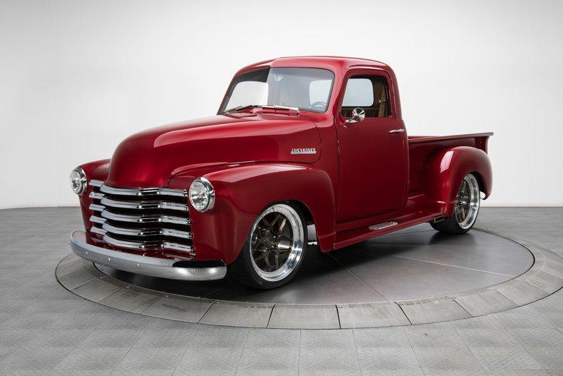 1952 Chevrolet 3100 Pickup Truck 74