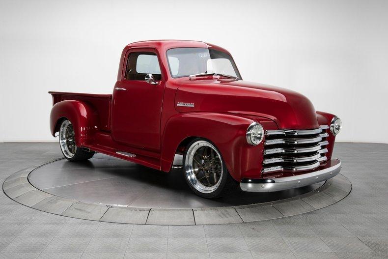 1952 Chevrolet 3100 Pickup Truck 7