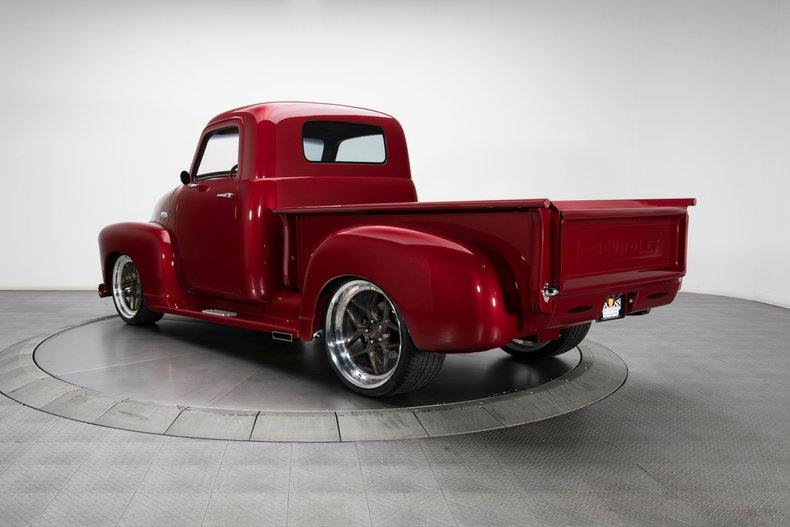 1952 Chevrolet 3100 Pickup Truck 8
