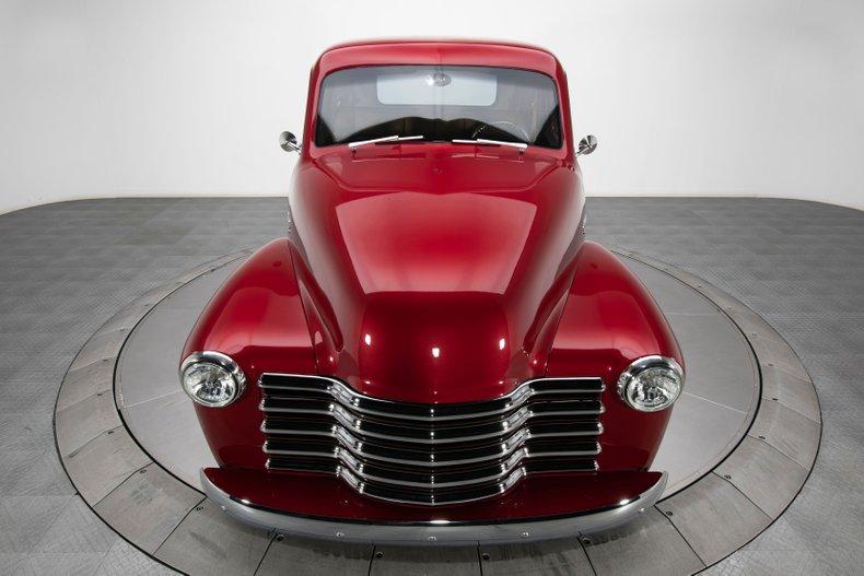 1952 Chevrolet 3100 Pickup Truck 13