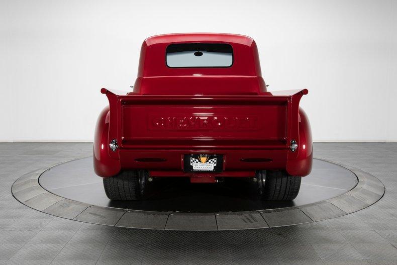 1952 Chevrolet 3100 Pickup Truck 20