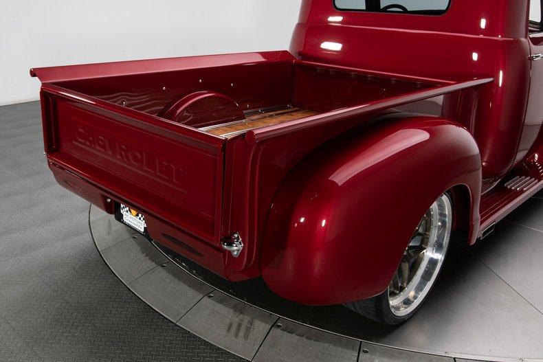 1952 Chevrolet 3100 Pickup Truck 19