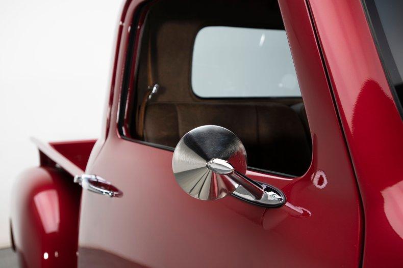 1952 Chevrolet 3100 Pickup Truck 18