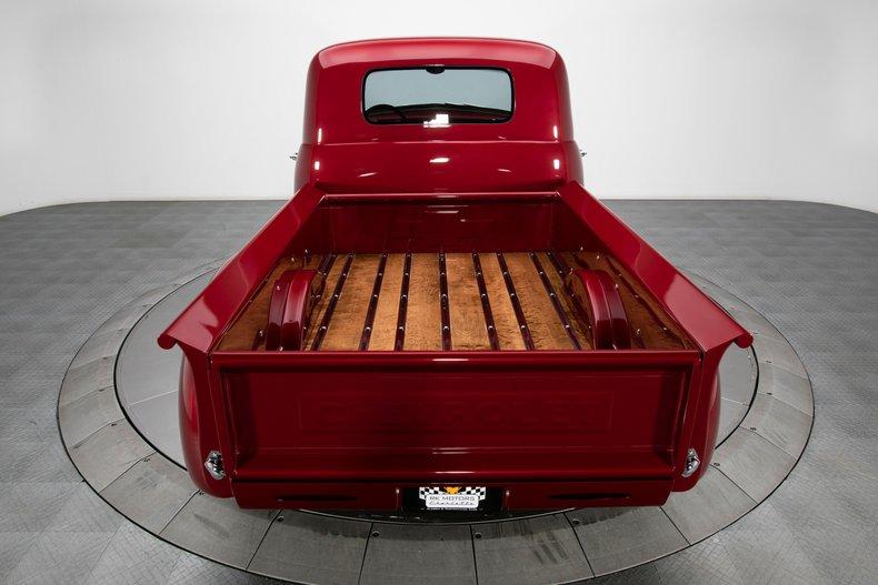 1952 Chevrolet 3100 Pickup Truck 21