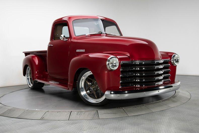1952 Chevrolet 3100 Pickup Truck 26
