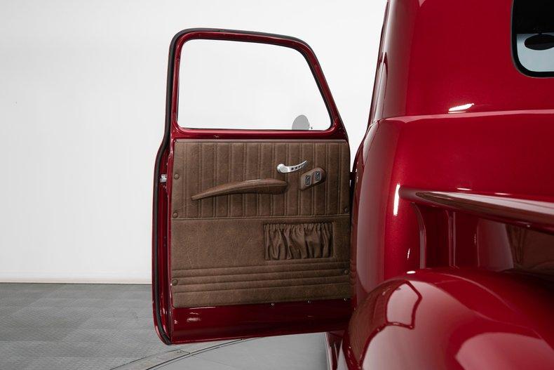 1952 Chevrolet 3100 Pickup Truck 40
