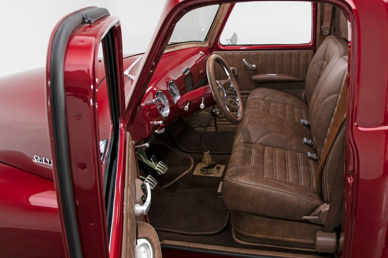 1952 Chevrolet 3100 Pickup Truck 42