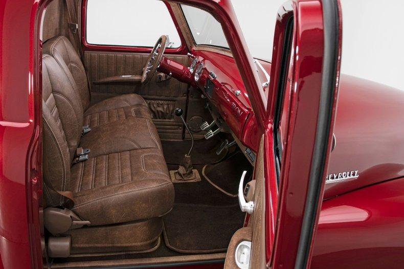 1952 Chevrolet 3100 Pickup Truck 55