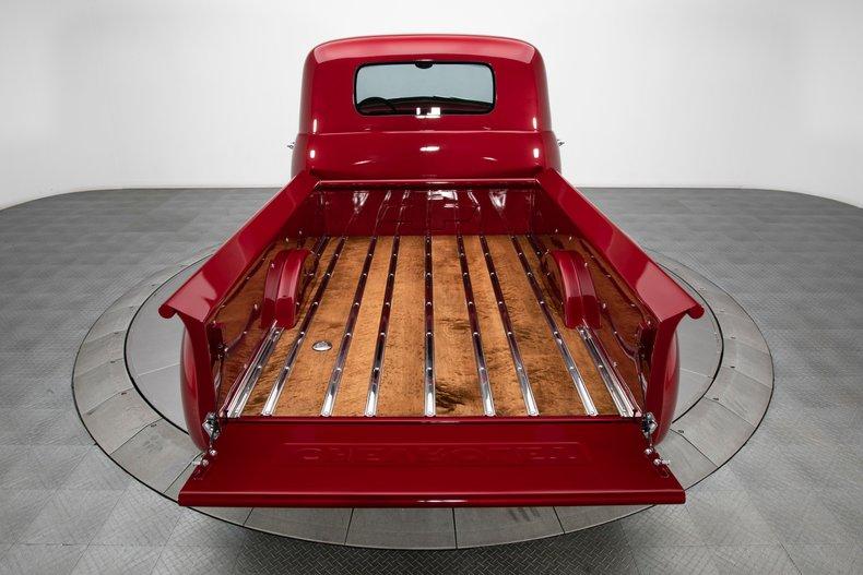 1952 Chevrolet 3100 Pickup Truck 5