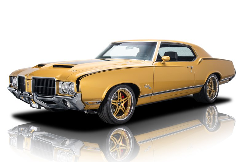 For Sale 1971 Oldsmobile Cutlass
