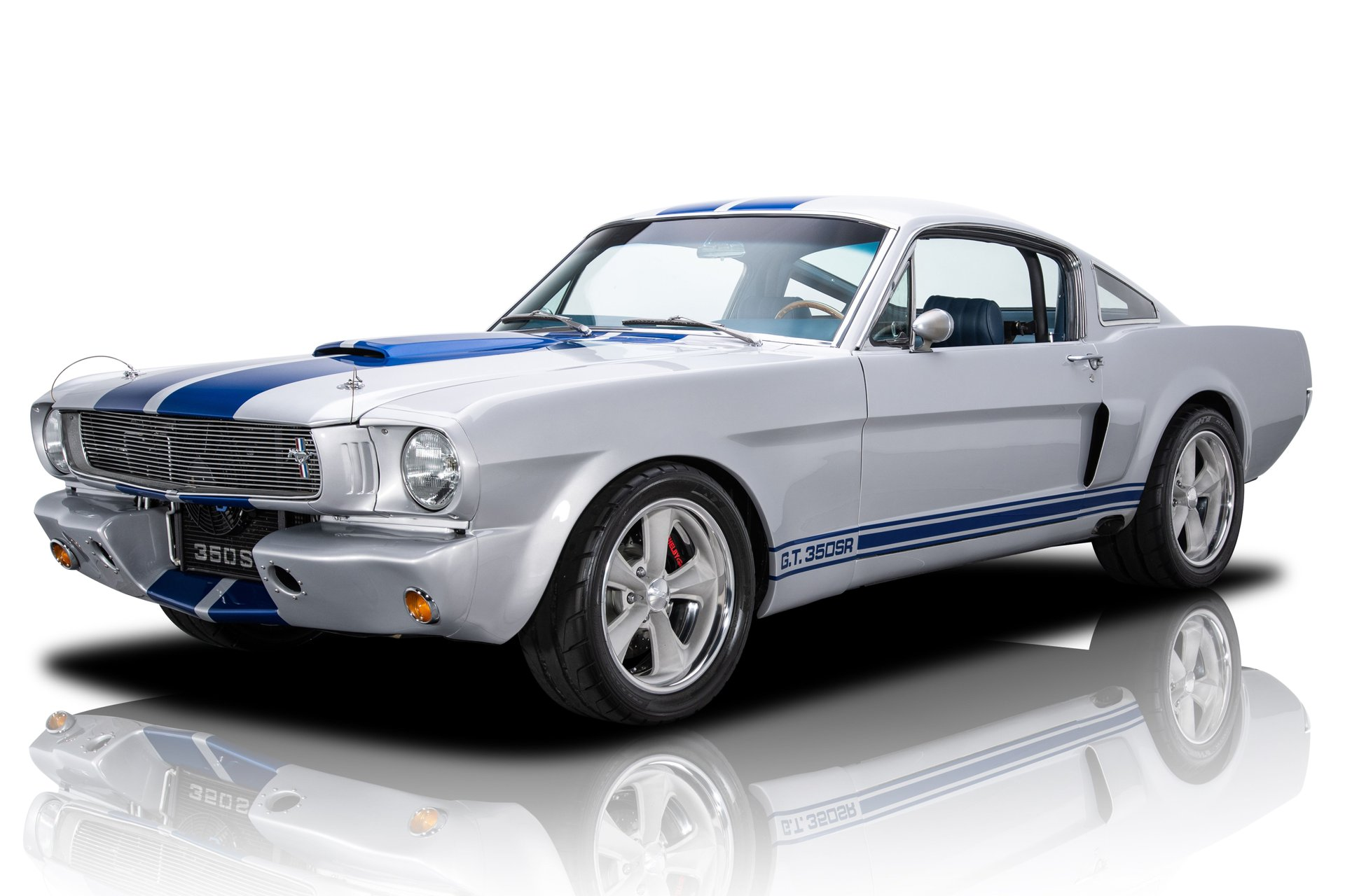 1965 ford shelby mustang gt350sr