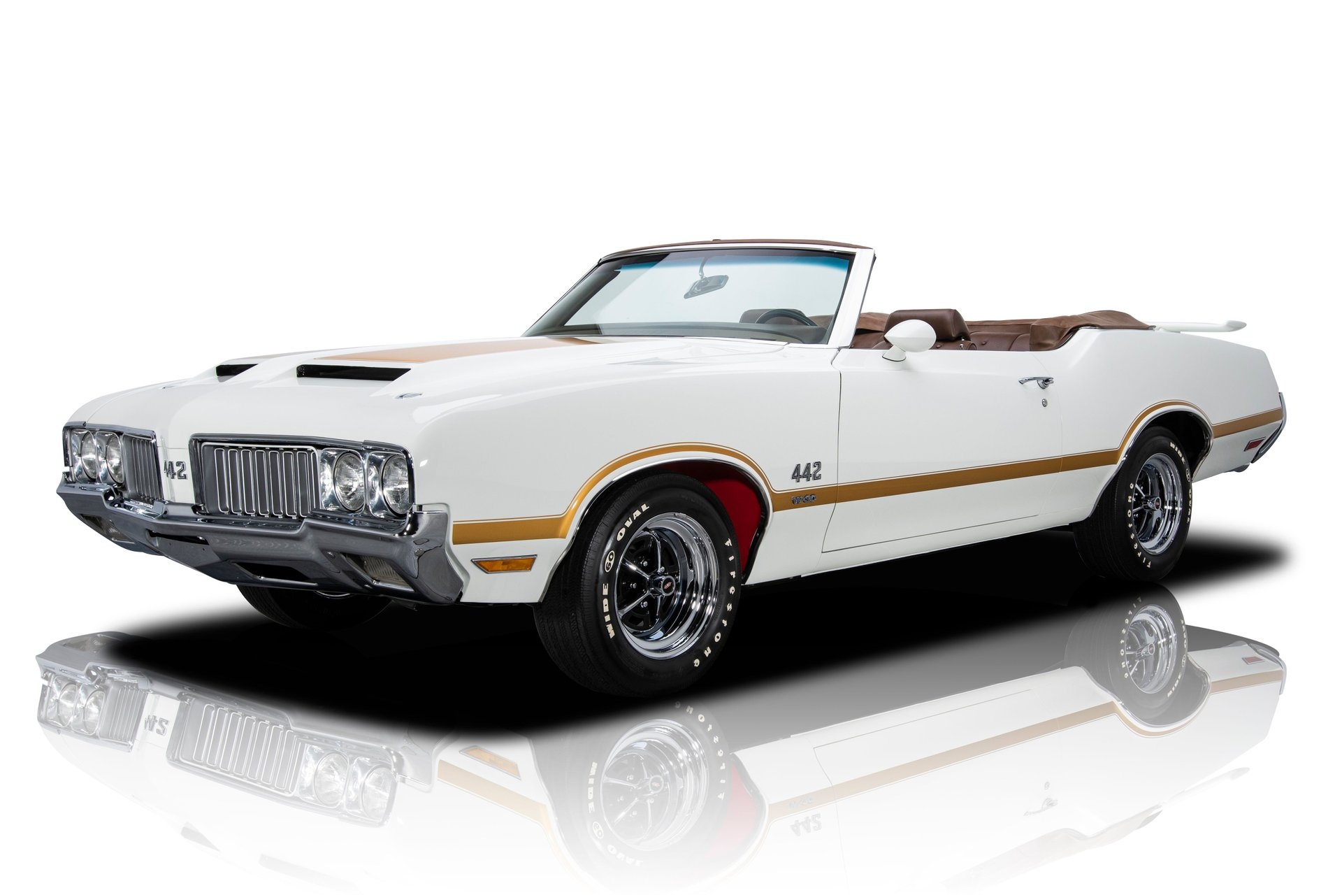 1970 oldsmobile 442 w 30