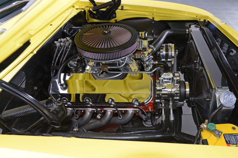 1969 Chevrolet Camaro 37