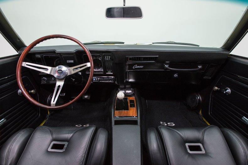 1969 Chevrolet Camaro 48