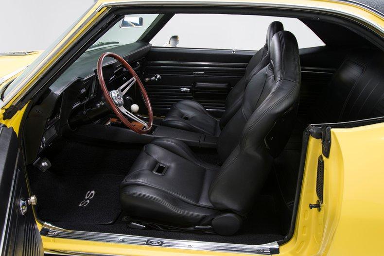 1969 Chevrolet Camaro 45