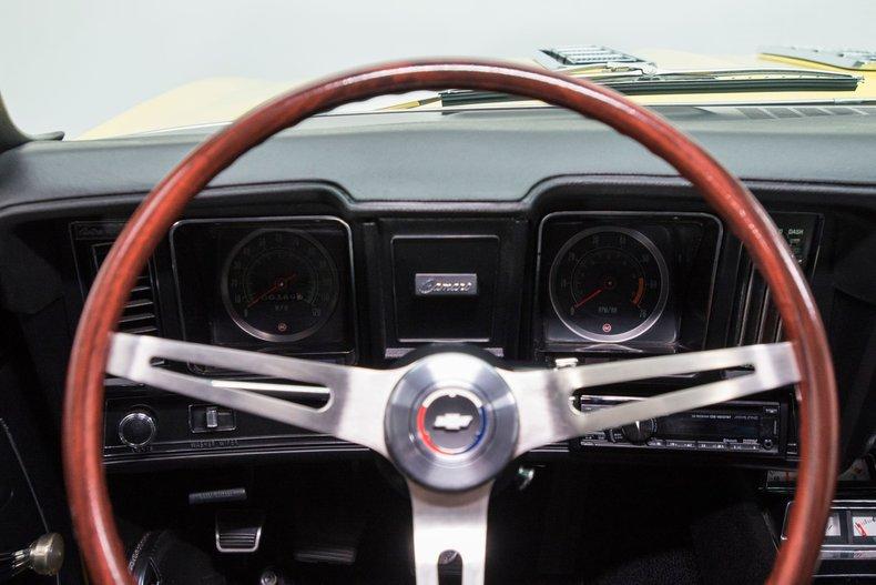 1969 Chevrolet Camaro 49