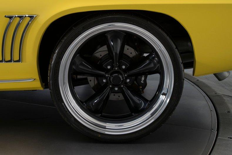 1969 Chevrolet Camaro 30