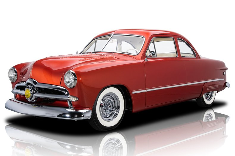 For Sale 1949 Ford Coupe