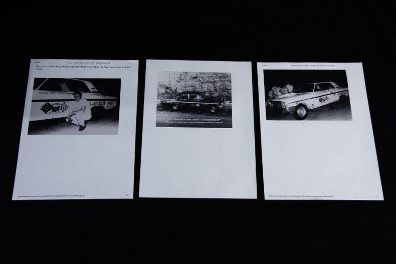 1964 Ford Fairlane 96