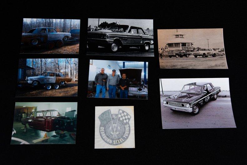 1964 Ford Fairlane 107