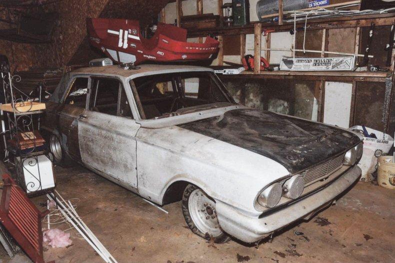 1964 Ford Fairlane 116