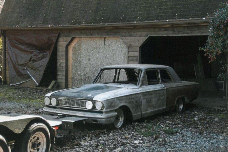 1964 Ford Fairlane 115