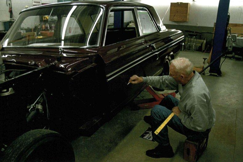 1964 Ford Fairlane 160