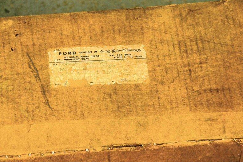 1964 Ford Fairlane 158