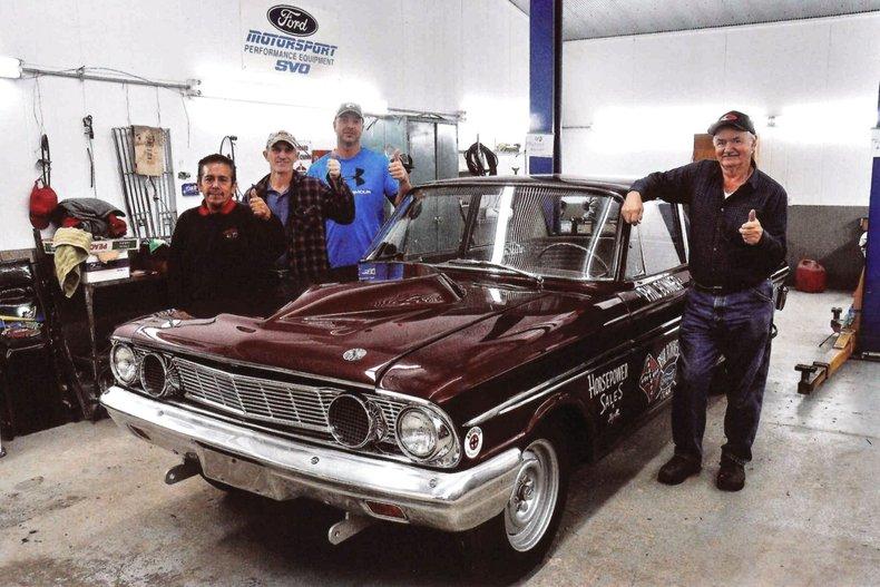 1964 Ford Fairlane 168