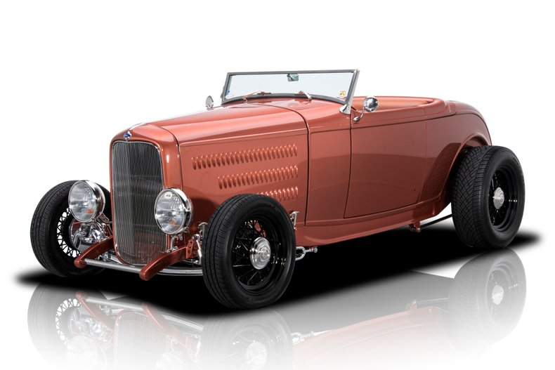 For Sale 1932 Ford Cabriolet