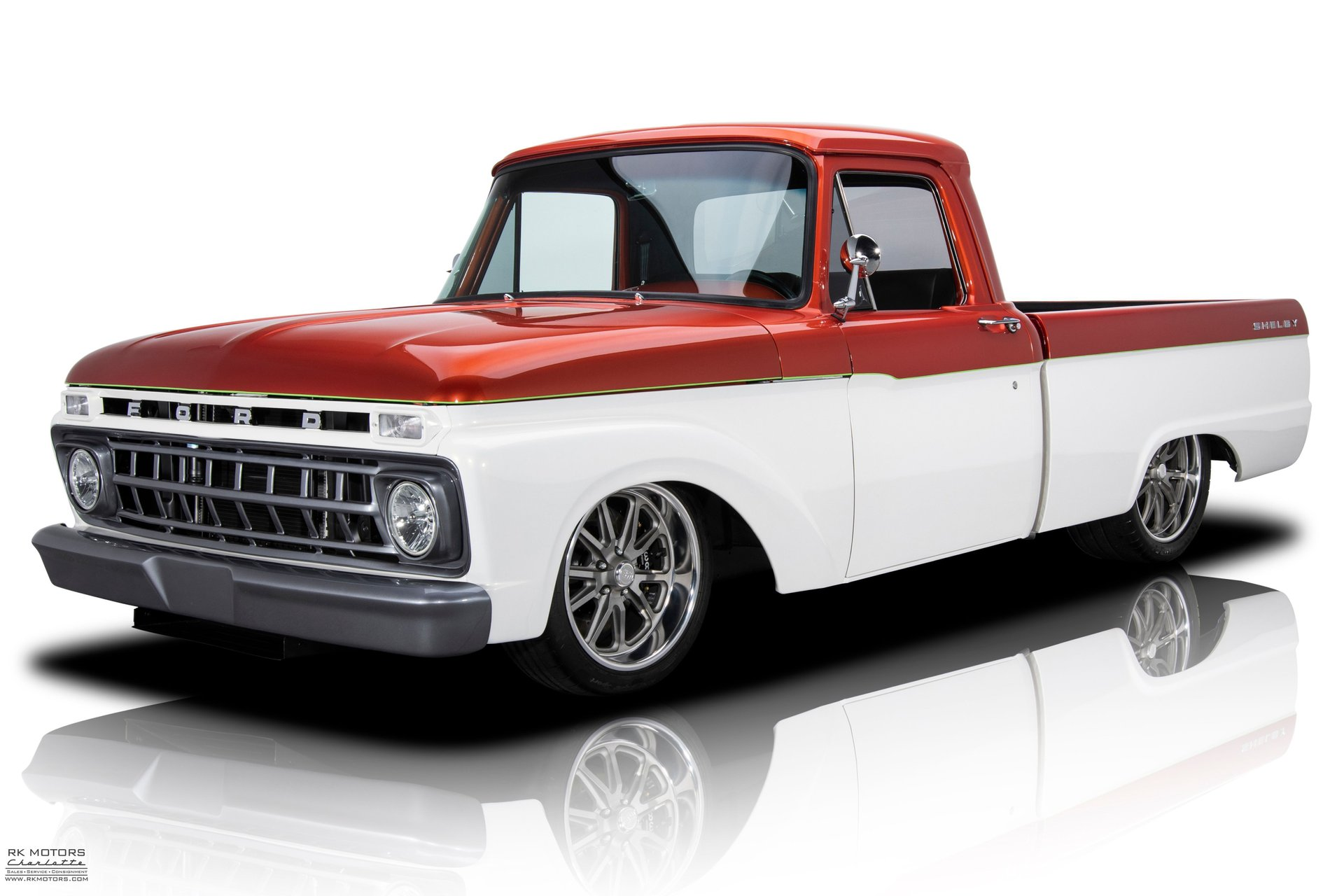 136637 1965 Ford F100 Rk Motors Classic Cars And Muscle Cars For Sale