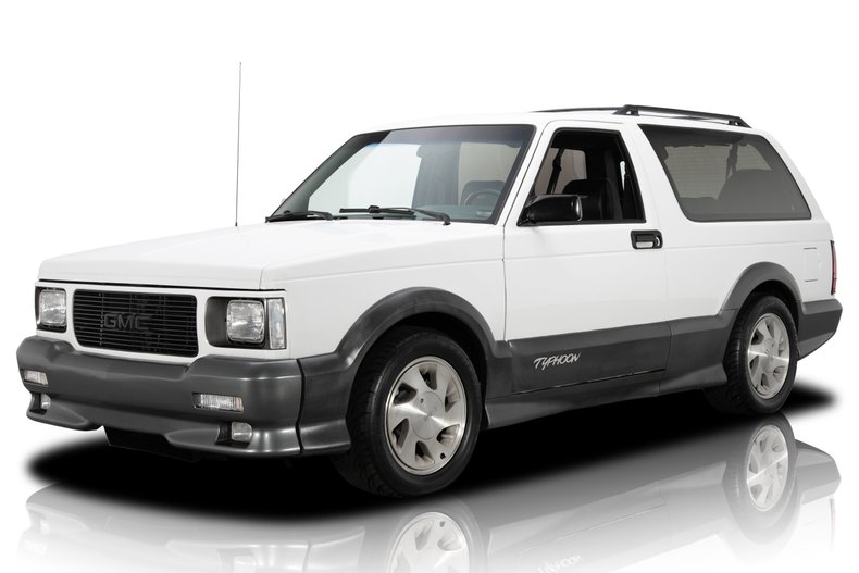 For Sale 1992 GMC Typhoon