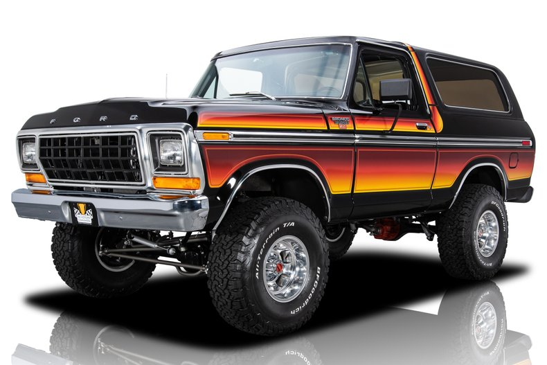 For Sale 1979 Ford Bronco