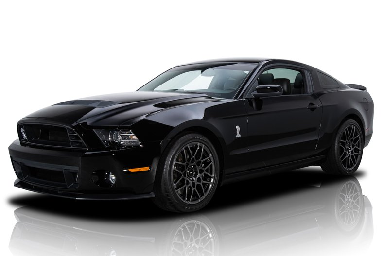 For Sale 2013 Ford Shelby Mustang GT500