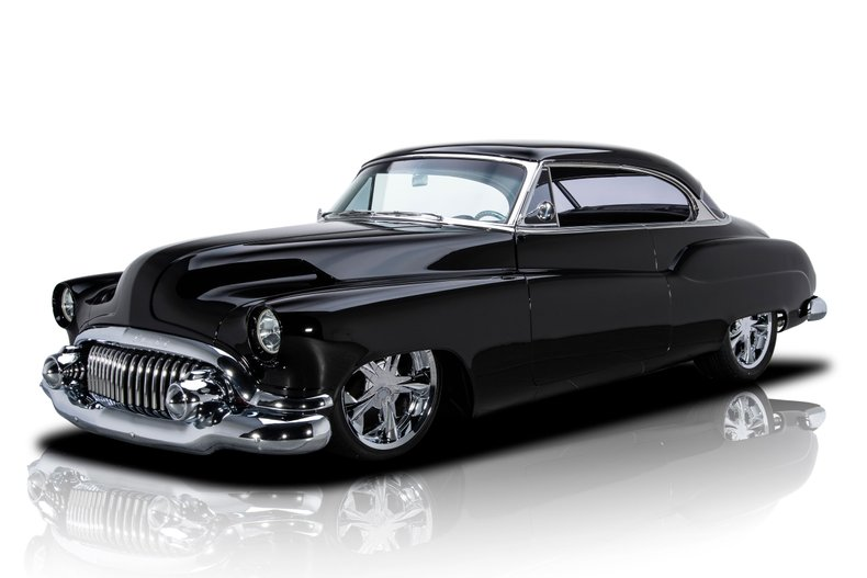 For Sale 1952 Buick Custom
