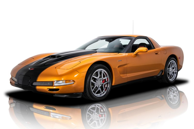 For Sale 2002 Chevrolet Corvette