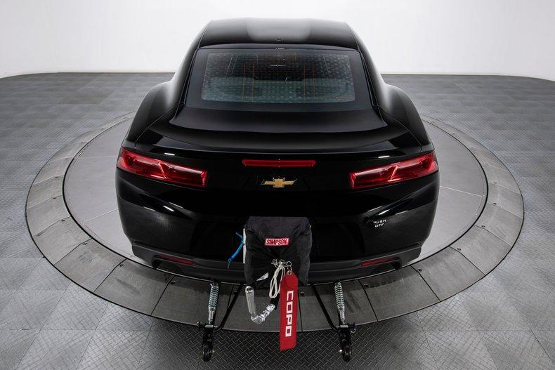 2018 Chevrolet Camaro 28