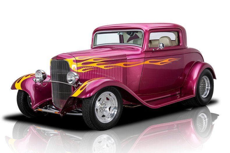 1932 Ford Coupe For Sale