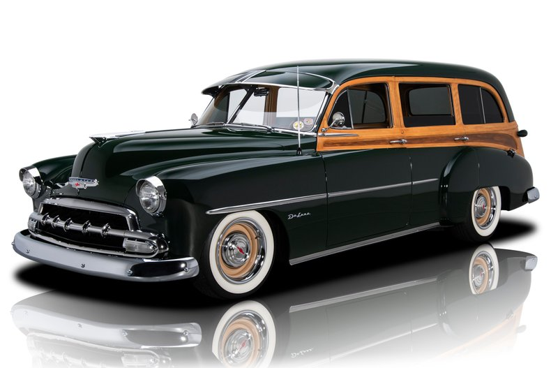 For Sale 1952 Chevrolet Deluxe Wagon