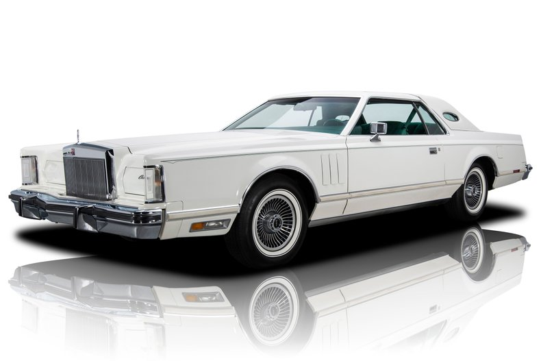 For Sale 1977 Lincoln Continental