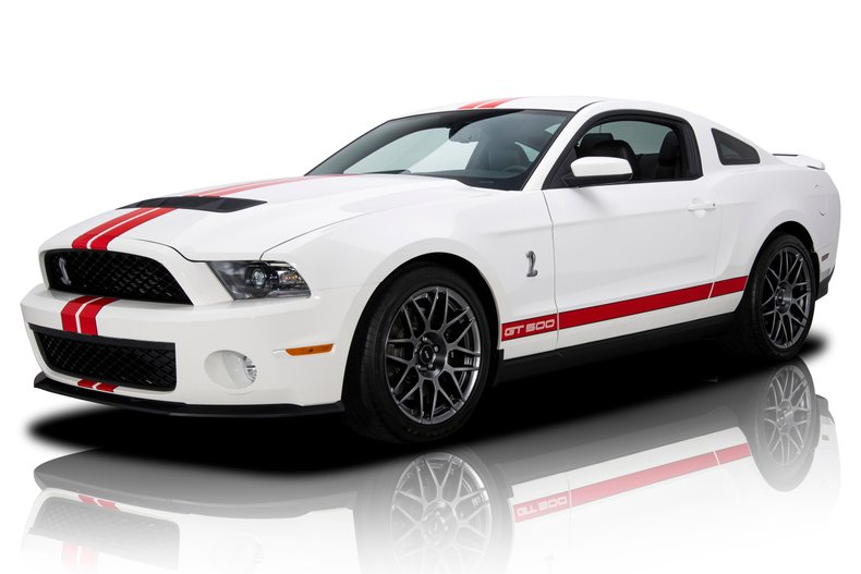 For Sale 2011 Ford Shelby Mustang GT500