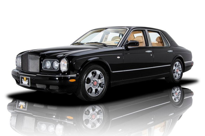 For Sale 2001 Bentley Arnage