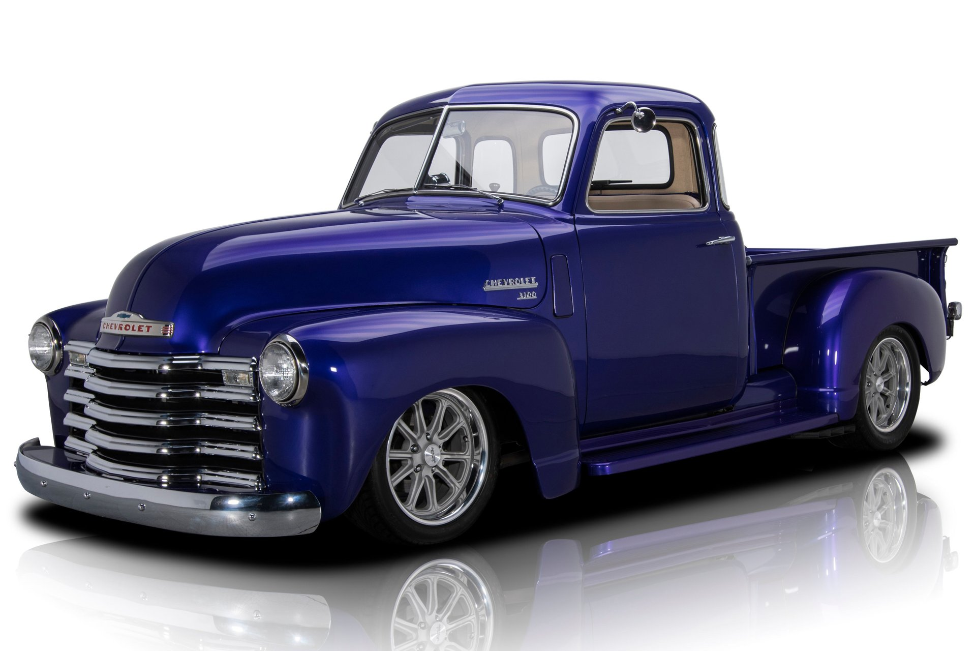 136706 1950 Chevrolet 3100 Rk Motors Classic Cars And Muscle Cars For Sale
