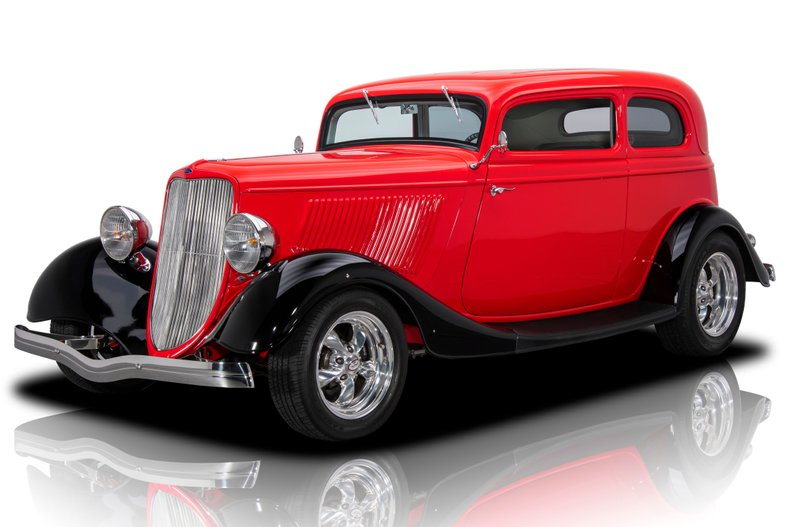 For Sale 1933 Ford DeLuxe Victoria