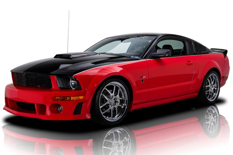 For Sale 2009 Ford Roush Mustang RTC S/C