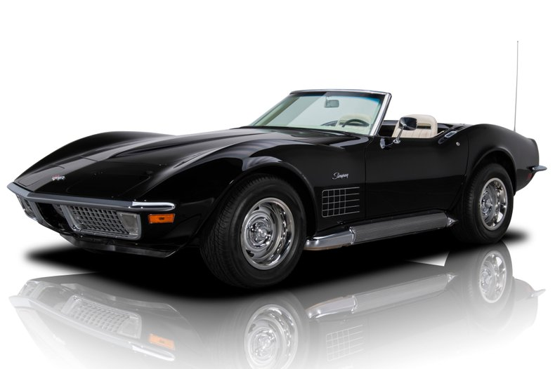 For Sale 1971 Chevrolet Corvette