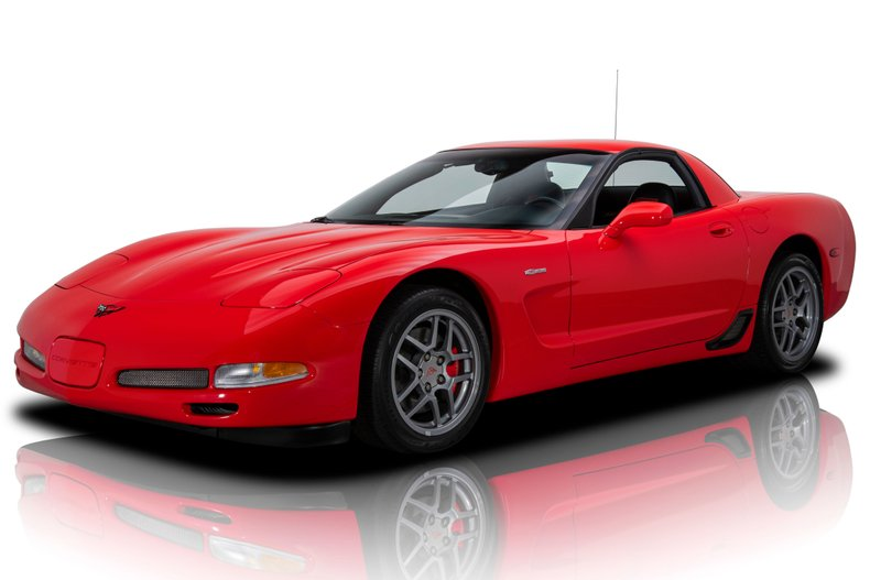 For Sale 2001 Chevrolet Corvette