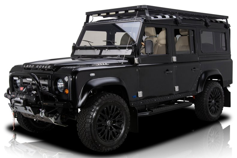 For Sale 1985 Land Rover Defender 110